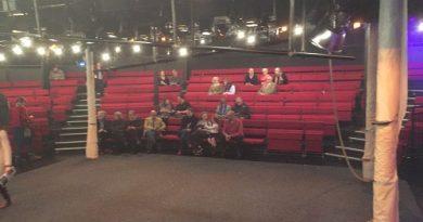 Bristol Theatres Tobacco Factory Theatre stage