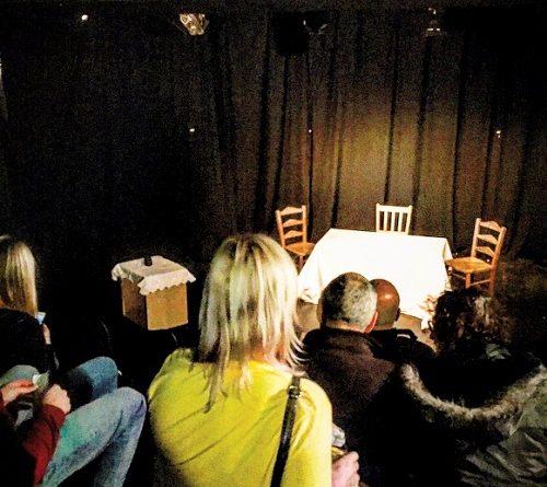Alma Tavern Theatre Bristol