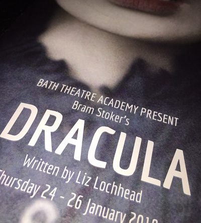 dracula the egg bath