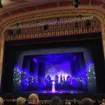 Bristol Hippodrome Stalls auditorium