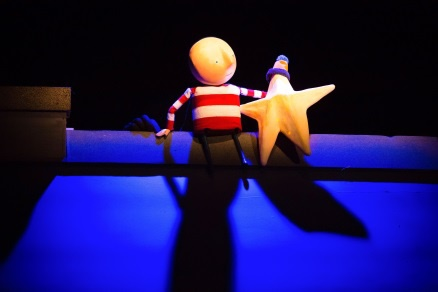 How to Catch a Star the egg theatre bath