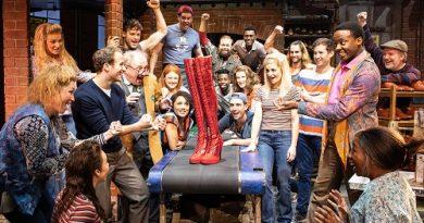 Kinky Boots Bristol Hippodrome