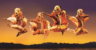 The Lion King Tour Bristol