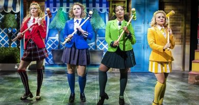 heathers the musical London cast recording