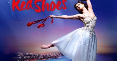 The Red Shoes UK Tour