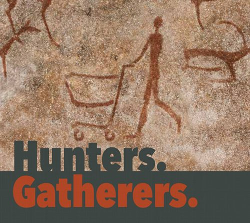 hunters Gatherers stepping out theatre bristol