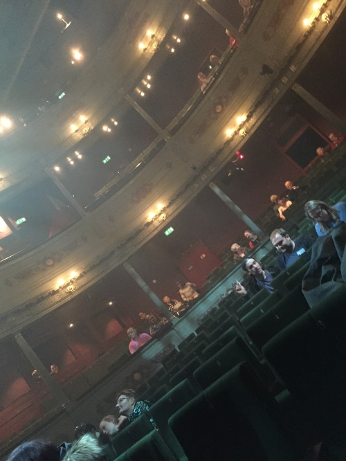the bristol old vic theatre