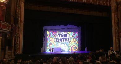 tom gates live bristol hippodrome