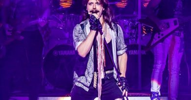 Rock of Ages Lucas Rush 'Lonny'.