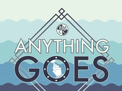 Bristol Musical Comedy Club Anything Goes