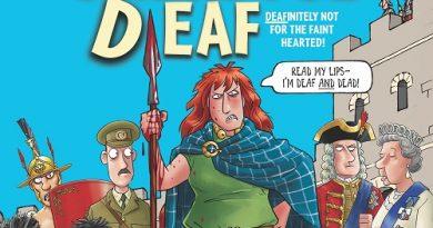 Horrible Histories Dreadful Deaf Bristol