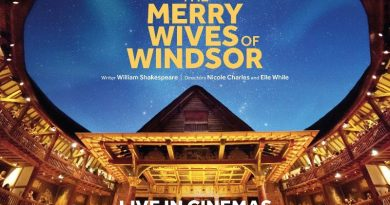 Merry Wives of Windsor live
