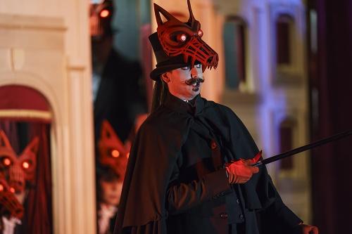 WNO Un ballo in-maschera Bristol Hippodrome