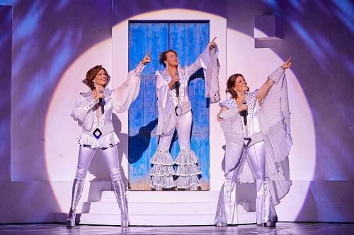 Mamma Mia Bristol Hippodrome