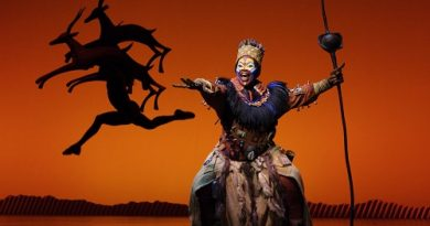 The Lion King Bristol Hippodrome