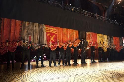 The Lion King Bristol Hippodrome Cast