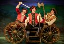 Horrible Histories Terrible Tudors Bristol Hippodrome