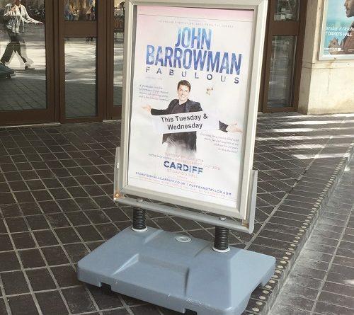 John Barrowman Fabulous Cardiff