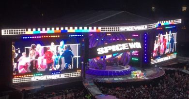The spice Girls Cardiff 2019