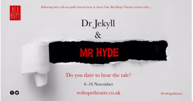 Dr Jekyll and Mr Hyde Arnos Vale Cemetery