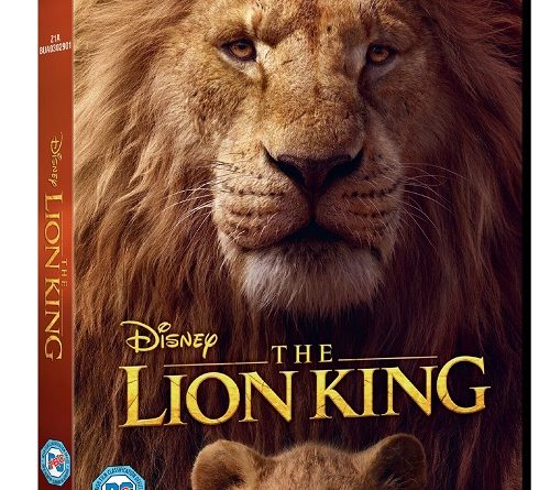 The Lion King DVD Release
