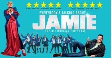 Everybodys talking about jamie Bristol Hippodrome
