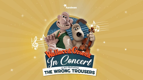 wallace and gromit bristol hippodrome