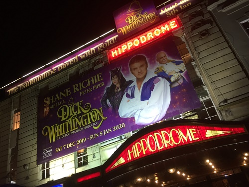 Dick Whittington Bristol Hippodrome