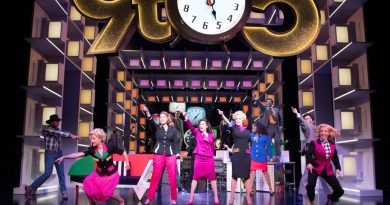 9 TO 5 The Musical Bristol Hippodrome Tour Stop Off: