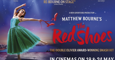 Matthew bourne the red shoes cinema