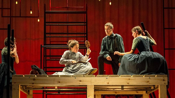 National Theatre Jane Eyre At Home