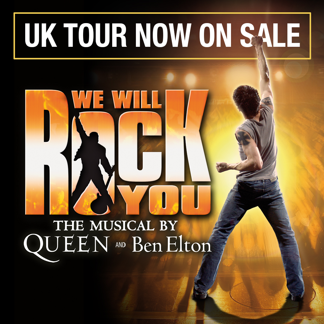 We Will Rock You Musical 2021
