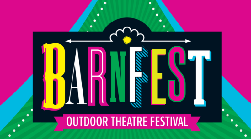Barnfest outdoor theatre