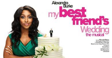 My Best Friend's Wedding Alexandra Burke