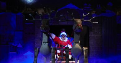 Tobacco Factory Theatres Raymond Briggs' Father Christmas