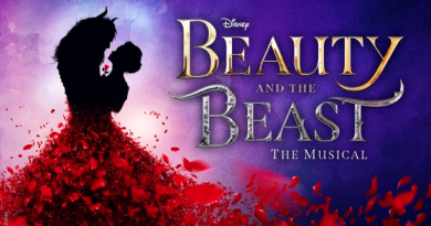beauty and the beast musical Bristol Hippodrome