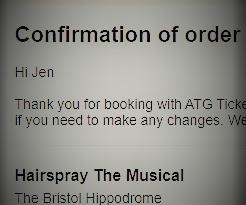 Hairspray Musical Bristol Hippodrome 2021