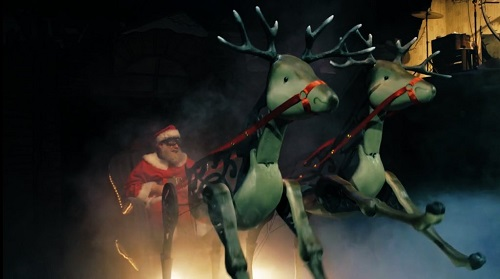 Review Raymond Briggs Father Christmas Tobacco Factory Theatre