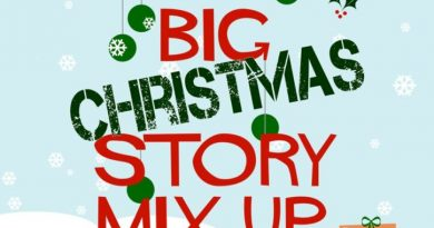 The great big christmas story mix up
