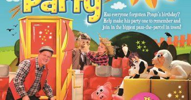Pongo's Party Justin Fletcher