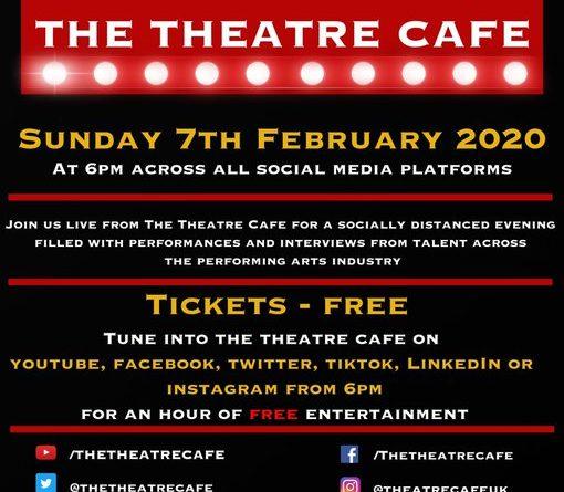 Theatre Café Sunday Night Live