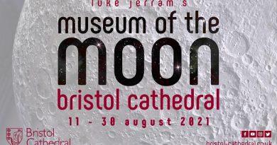 Luke Jerram Museum of the Moon Bristol