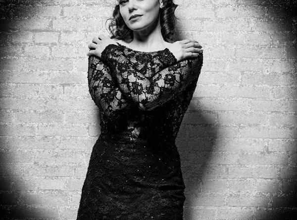 Chicago the musical Bristol hippodrome Faye Brookes 'Roxie Hart'. Photograph by Matt Crockett